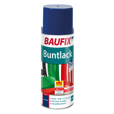 Buntlack Spray
