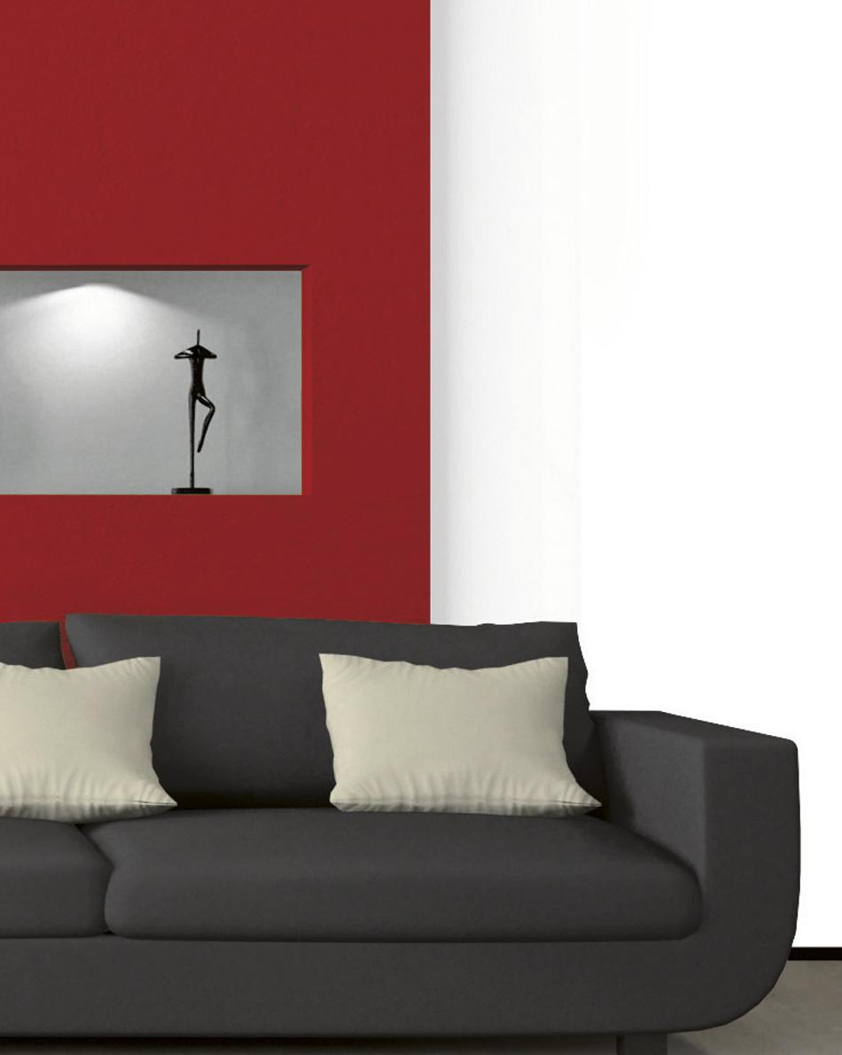 trend color wand deckenfarben baufix online. Black Bedroom Furniture Sets. Home Design Ideas