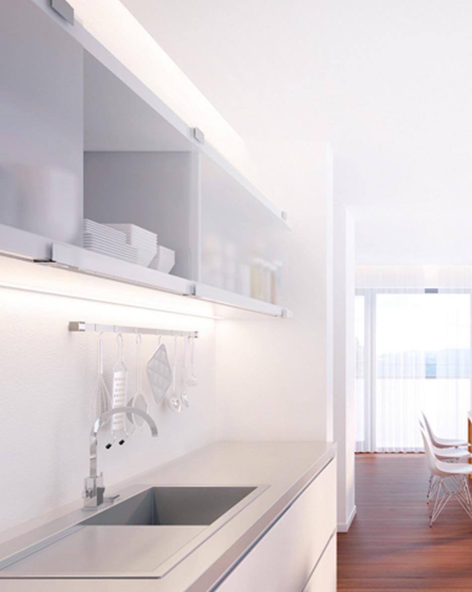 bad k chenfarbe wand deckenfarben baufix online. Black Bedroom Furniture Sets. Home Design Ideas