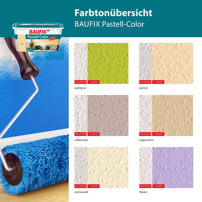 Pastell Color Ab 19 99 Made In Germany Baufix